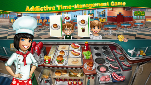 iOS App of the Day: Cooking Fever