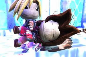 Final Fantasy VII Little Big Planet 2 remake