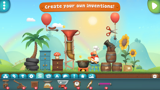 iOS App of the Day: Inventioneers