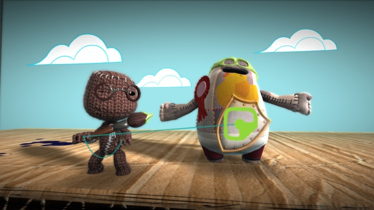 Make your own trailers in LittleBigPlanet 3