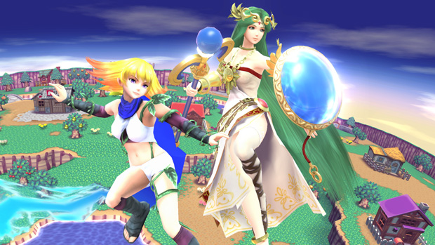 Watch the opening to Super Smash Bros. Wii U