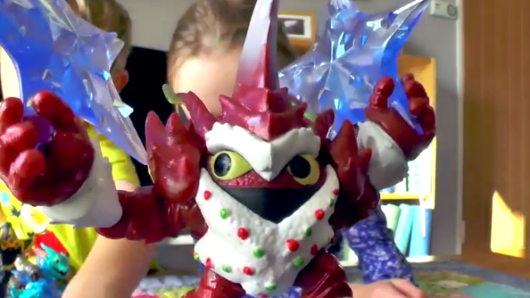 Winterfest Lob-Star revealed for Skylanders Trap Team