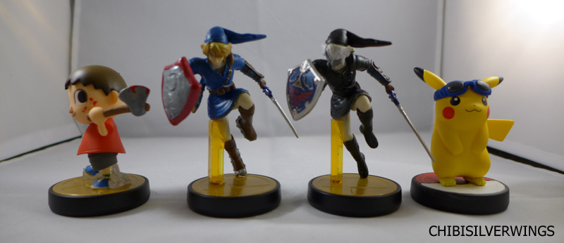 People are customising Amiibos with amazing designs
