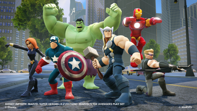 Disney Infinity 2.0 is coming to iOS