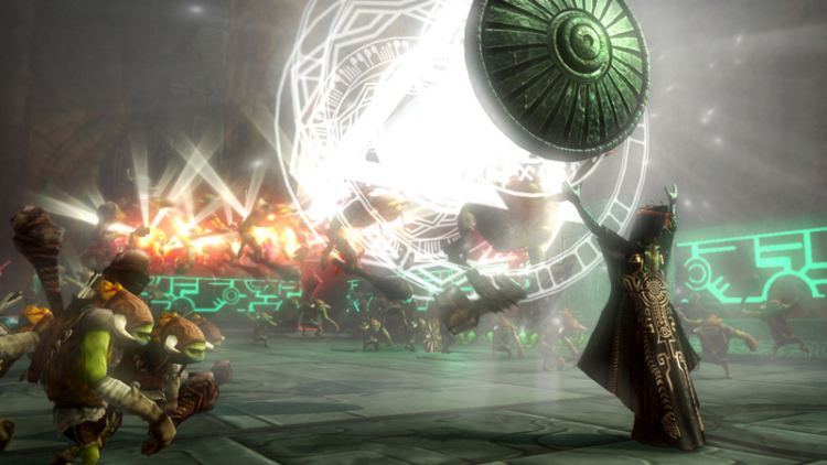 Hyrule Warriors DLC adds Twili Midna to the fight