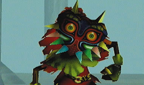 See the difference between Majora's Mask on N64 and 3DS