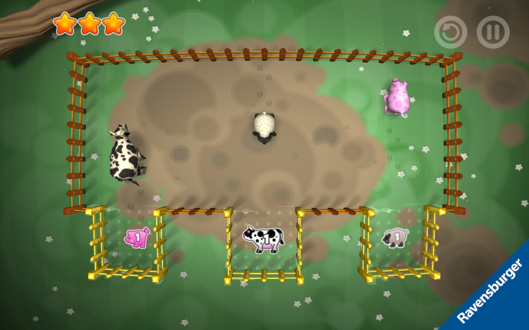 iOS App of the Day: Oink Oink – My Crazy Farm