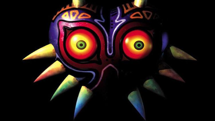 Zelda: Majora's Mask coming to 3DS