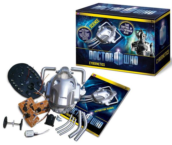 Dr Who Cybernetics