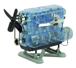 Haynes Internal Combustion Engine
