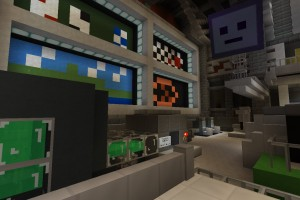 The Genius Machine Minecraft