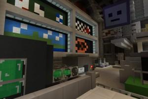 The Genius Machine Minecraft