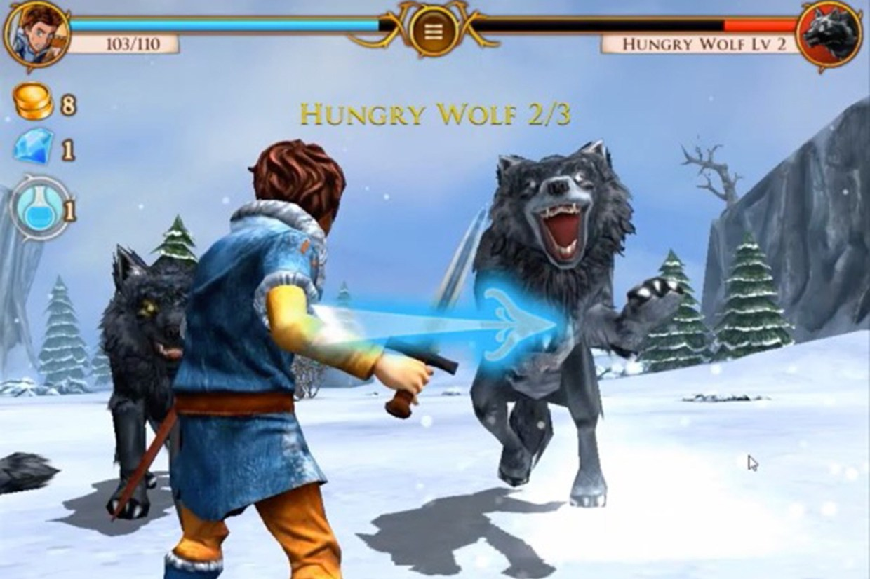 Hands on with Beast Quest iOS