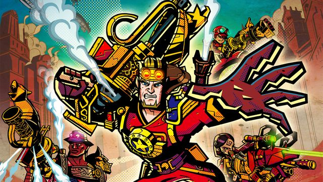 Codename S.T.E.A.M trailer is full of excitement