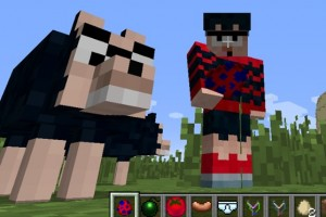 dennis the menace minecraft mod