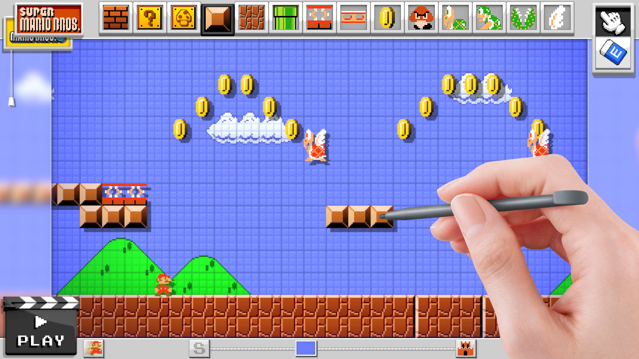 New Mario Maker trailer shows all the possibilities
