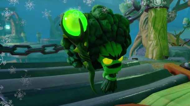 Celebrate the 12 days of Christmas with Skylanders