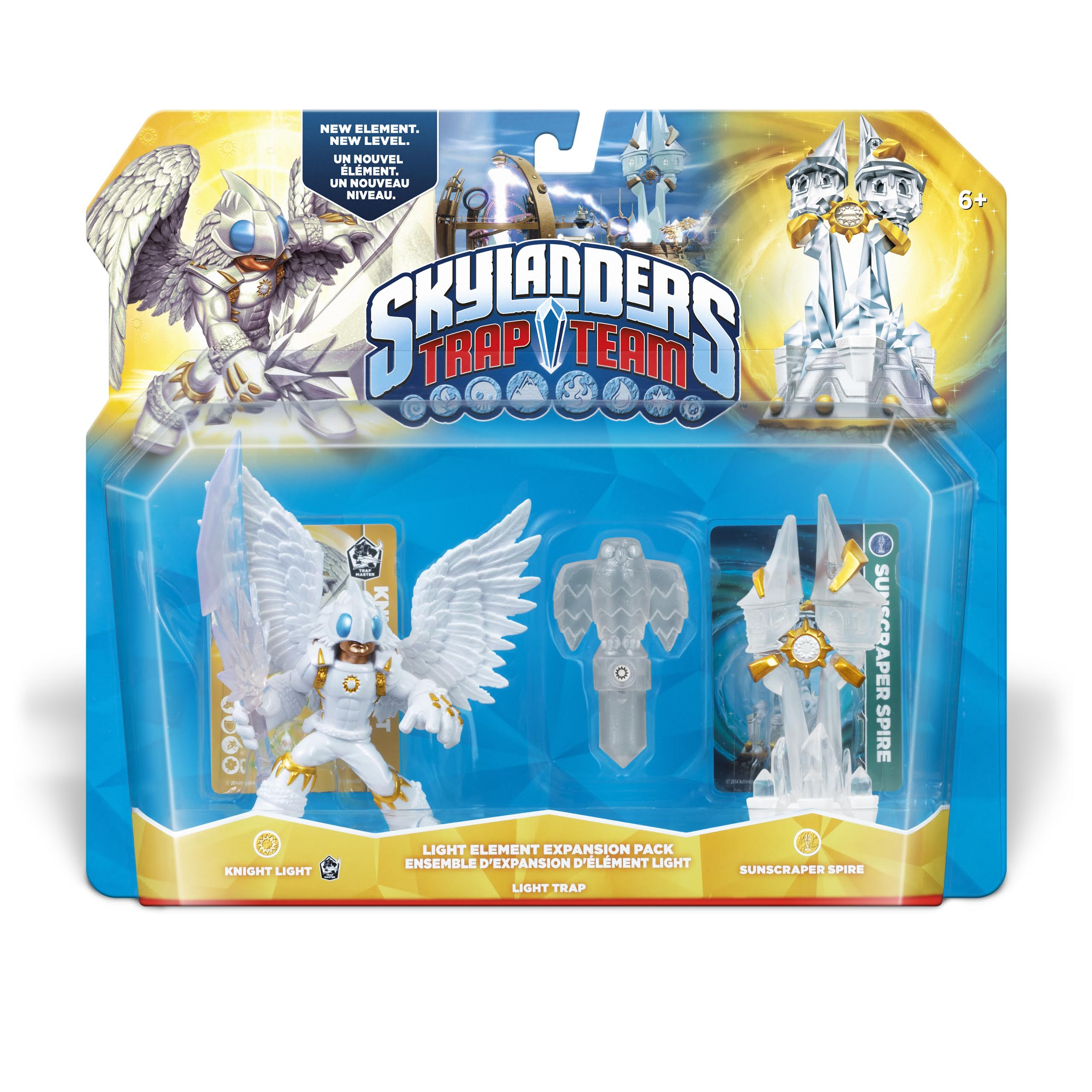 Skylanders Light and Dark elements revealed