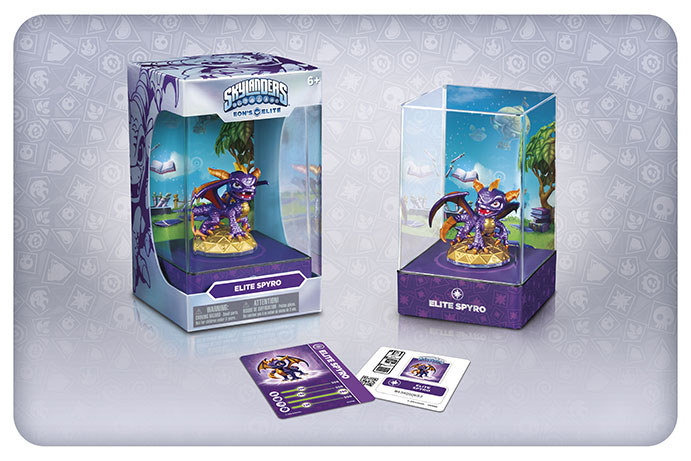 New Skylanders Eon's Elite characters revealed