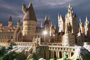 minecraft hogwarts