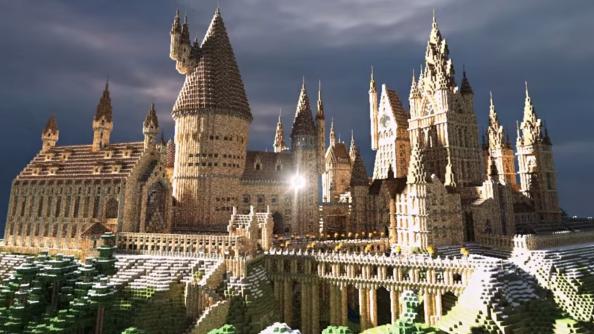 Build A Model Harry Potter