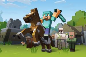 minecraft horse content update 7