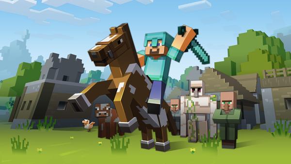 Minecraft TU 19 is here!