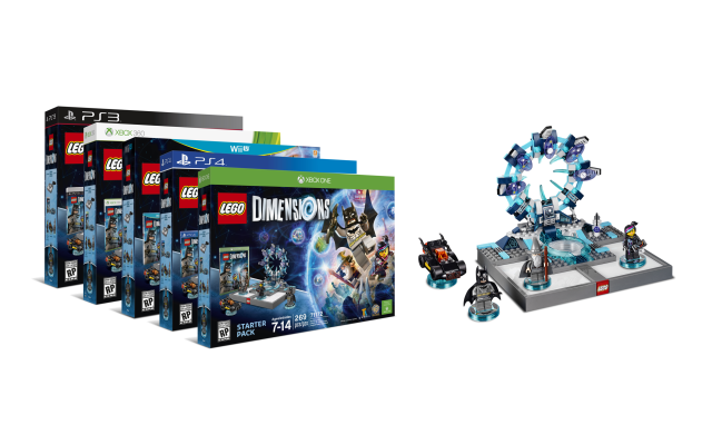 Lego Dimensions game revealed
