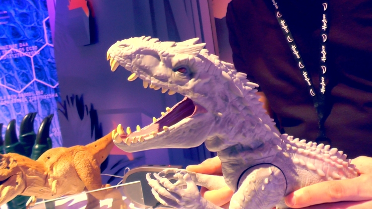 LEGO Jurassic World comes to games, toys and bricks