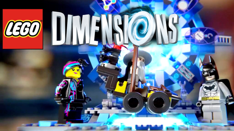 Lego Dimensions supports 7 minifigure multiplayer