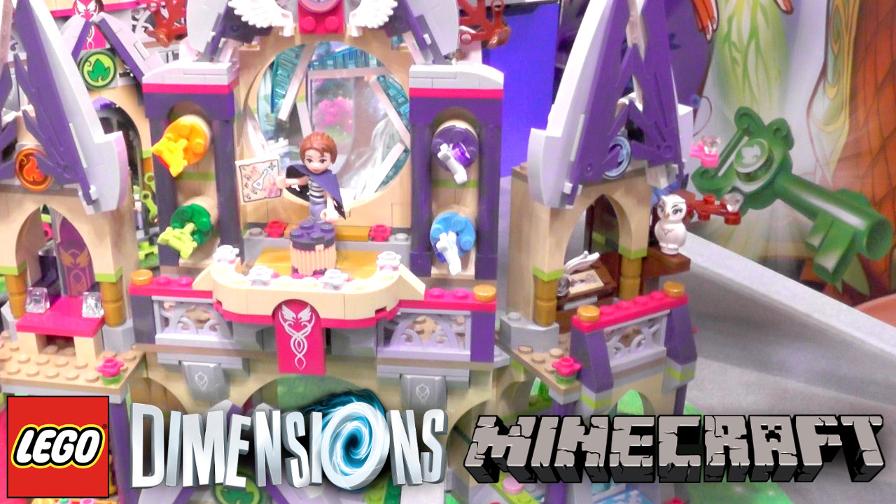 LEGO Elves is ripe for a LEGO Dimensions Level Pack