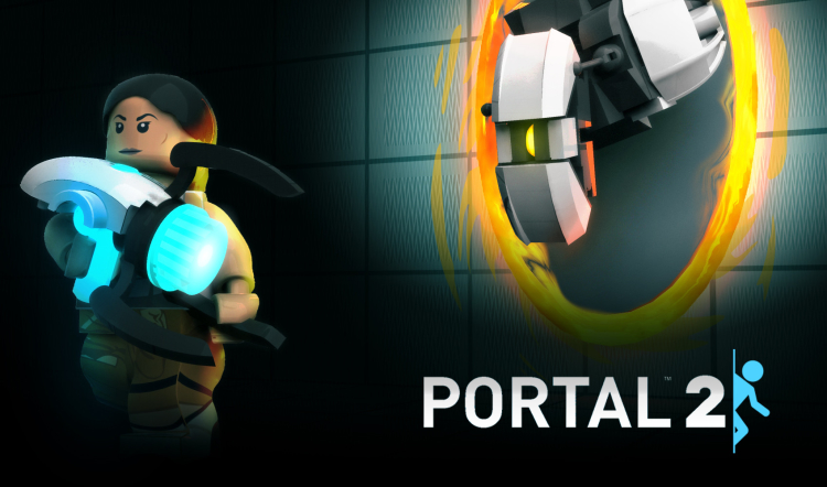 Portal Spotted on LEGO Dimensions packagaing
