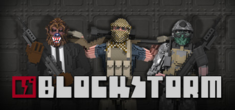 Blockstorm is Minecraft with guns