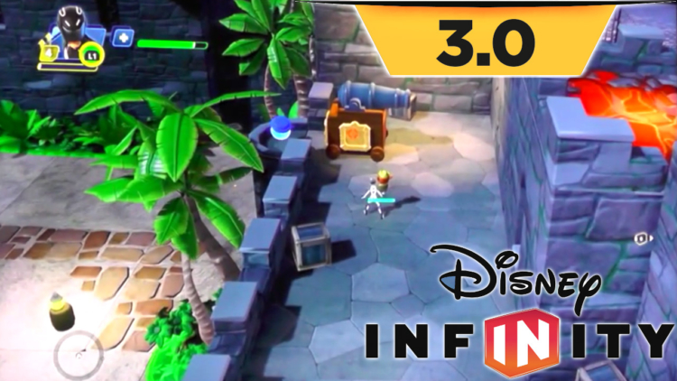 Hands on with the Disney Infinity 3.0 Toy Box