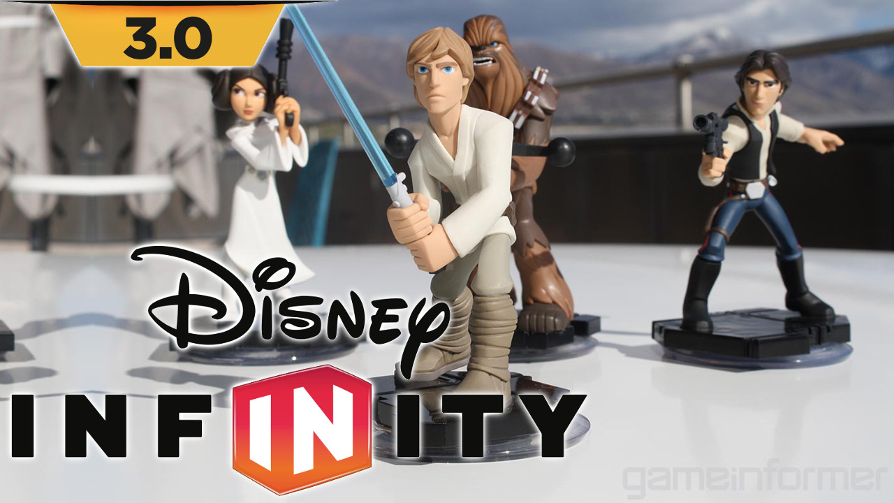 Superlist of every Disney Infinity 3.0 Star Wars character
