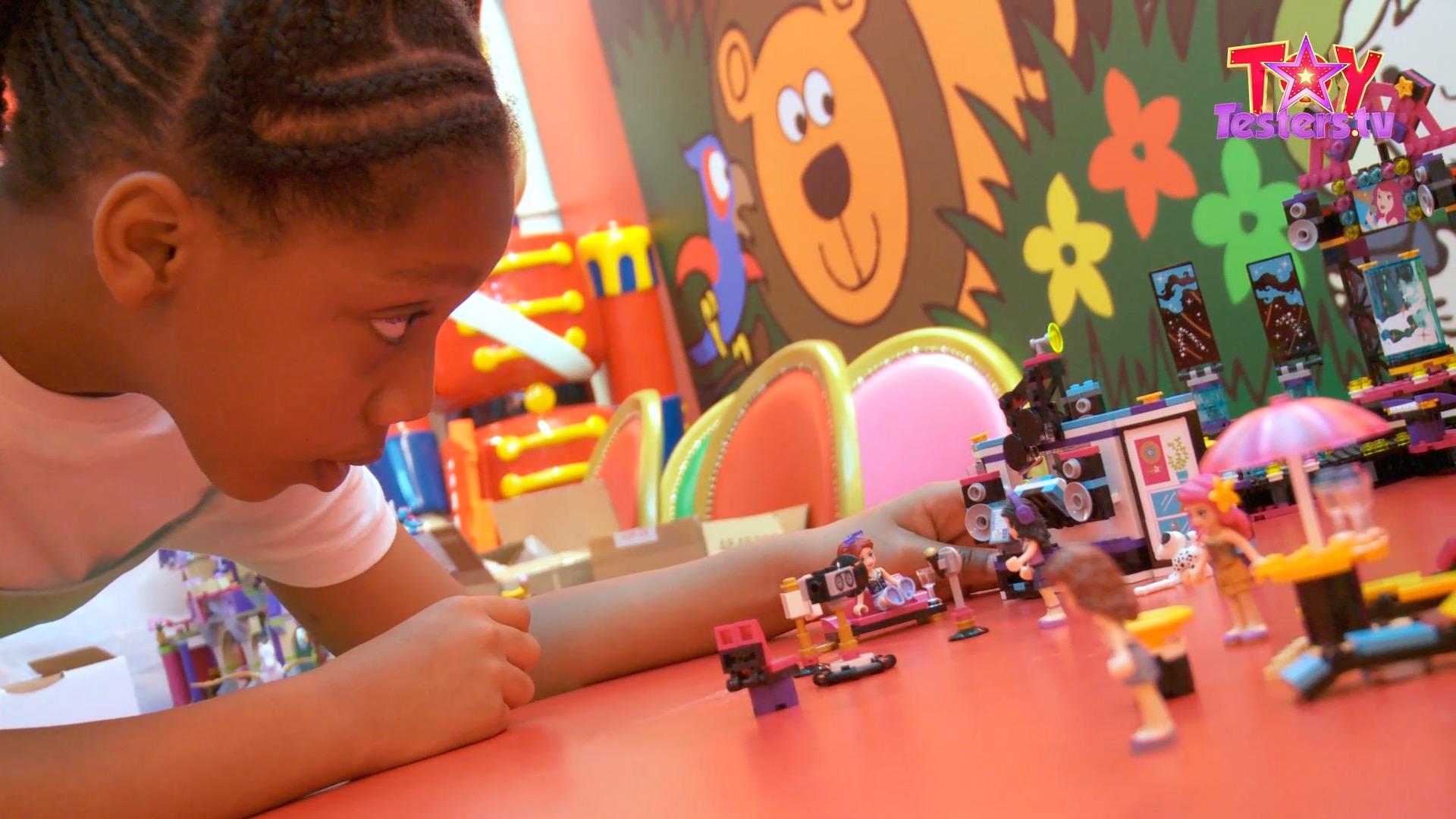 LEGO Friends bring big new Pop Star sets