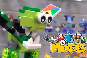 Mixels Series 5 and 6