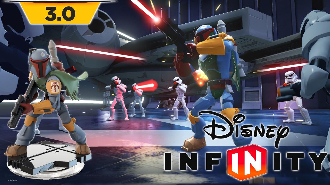 Disney Infinity 3.0 adds Boba Fett