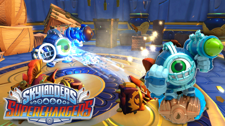Dive Clops revealed for Skylanders Superchargers