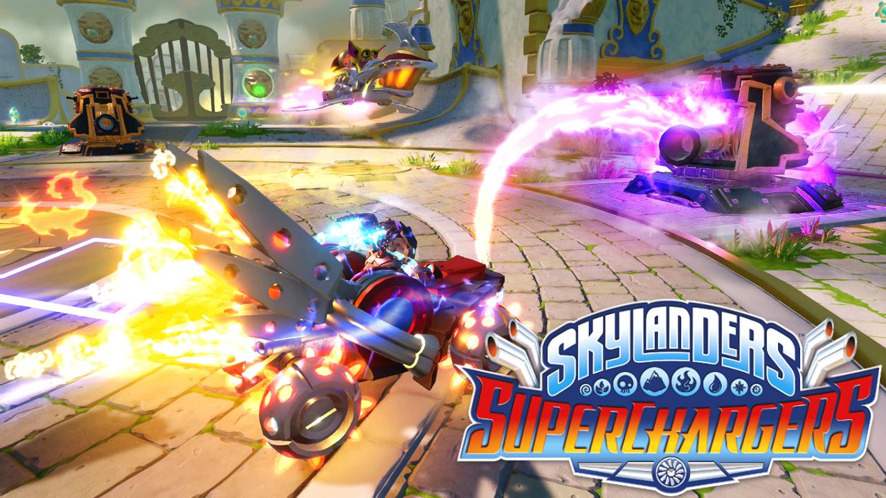 Skylanders SuperChargers unveiled