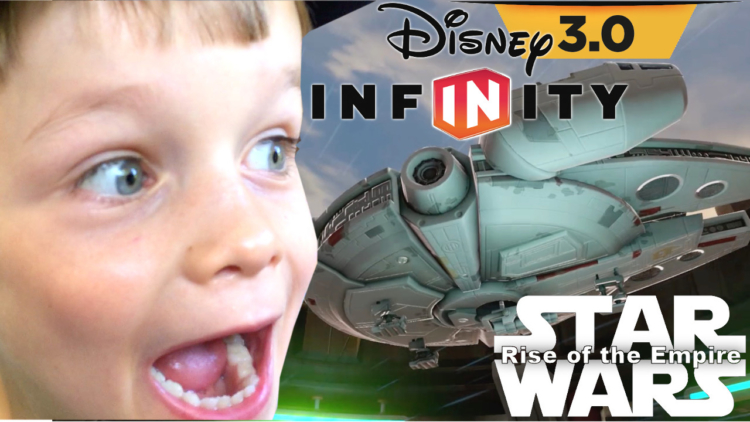 Disney Infinity 3.0 reveals Star Wars Episodes IV-VI play-sets