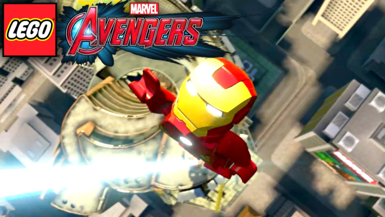 Lego Marvel's Avengers gets first trailer