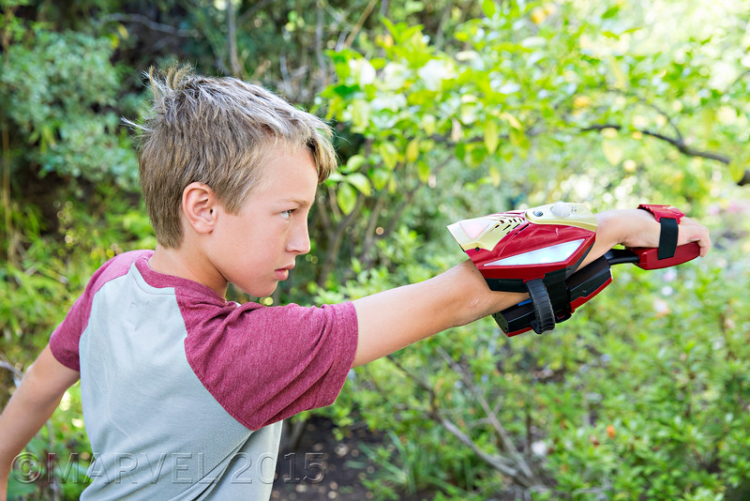 Disney's Playmation revolutionises Toys to Life with Wearable Iron Man Tech