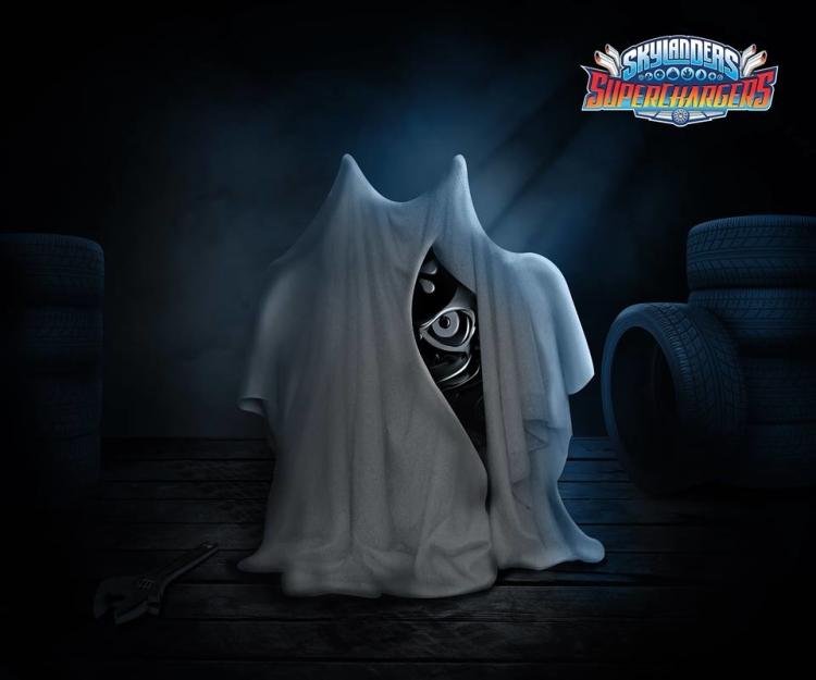 Skylanders Superchargers Dark Edition Confirmed by Game
