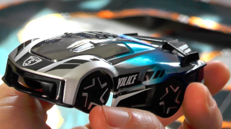 Anki Overdrive Adds King of the Hill Battle Mode