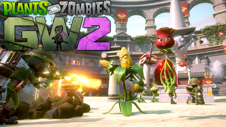Plants vs. Zombies shines on next gen