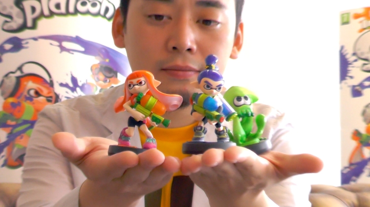 Splatoon director answers children's questions about the game