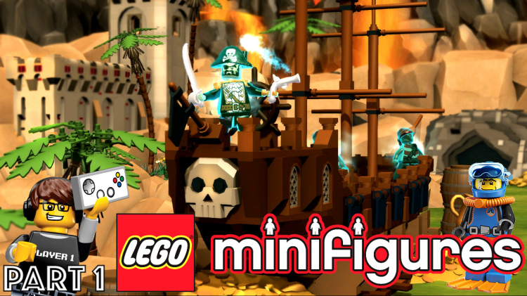 LEGO Minifigures Online goes cross platform