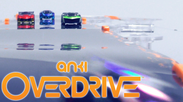 Anki Overdrive toys tested ahead of full release