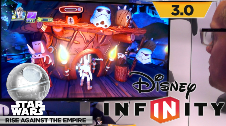 Bestbuy opens pre-orders for The Force Awakens Disney Infinity 3.0 playsets